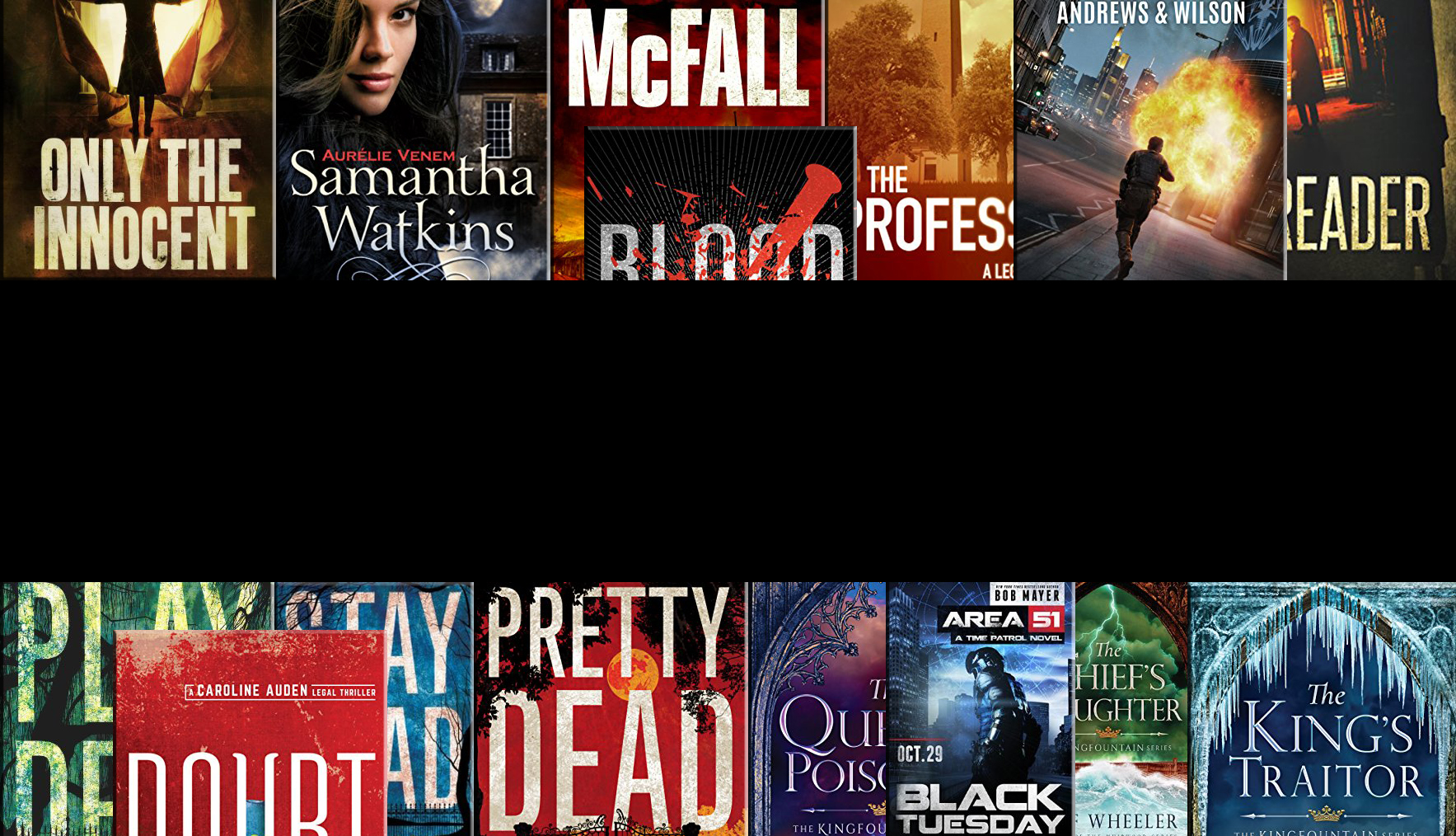 2016 Reading Rescue Part II