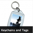 Photo Keychains and Tags